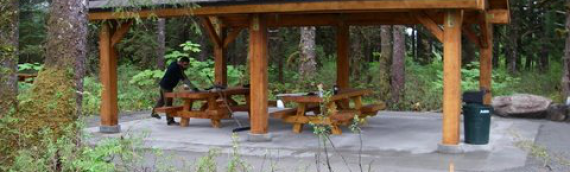 Situk Campground Replacement (Yakutat) 2011