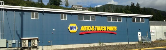 Napa Auto Parts – Design/Build New Retail Store 2013-2014