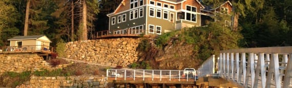 Custom Built Home – Ketchikan, Alaska 2011-2013