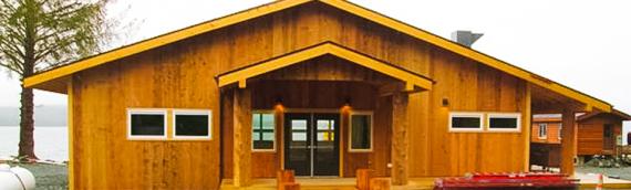 Kasaan Community Center 2014