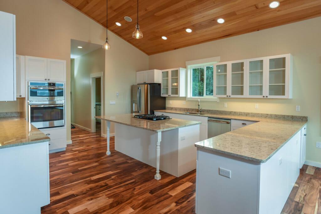 White Rock Home Kitchen